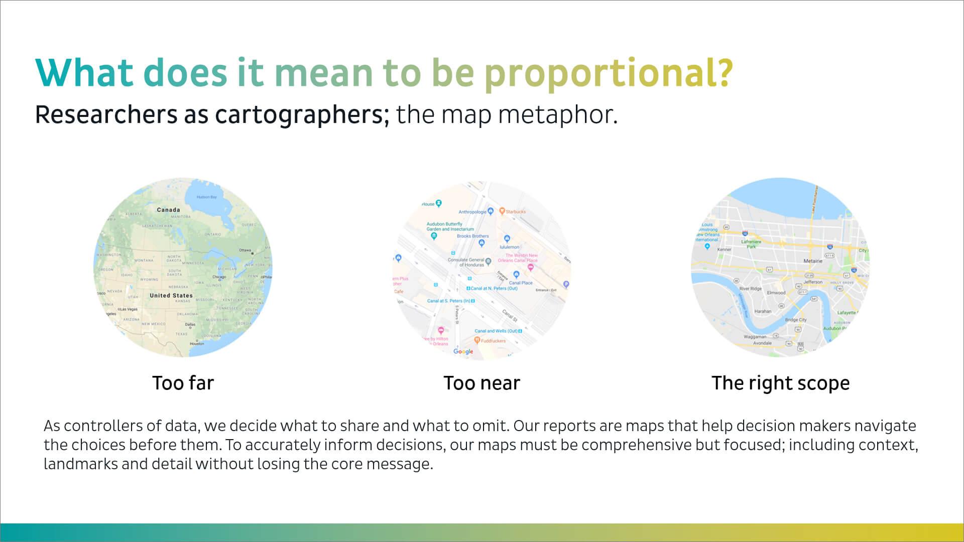 Insights Association - Maps
