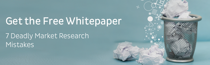 Whitepaper - Market Research Mistakes